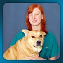 Alicia, Animal Care Specialist