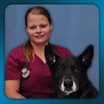 Charlie, Veterinary Technician