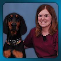 Kammy, Veterinary Technician, Receptionist