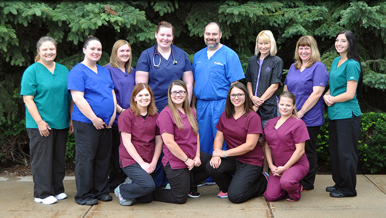 Meet the Staff from Plainfield Veterinary Clinic and Surgical Center